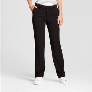 Women's a new day black stretch slacks